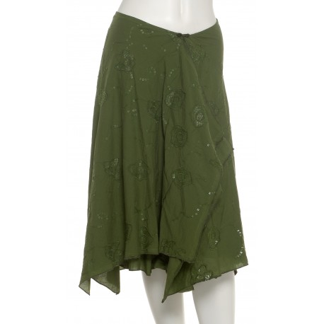 Roxy jupe BLOOMING LOVELY Green