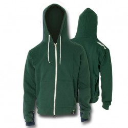 Freegun Wear - Sweat capuche Zippé Vert