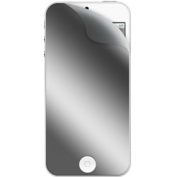 iPhone 5 - 2 x Protection Ecran Miroir et Transparent