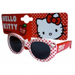 Hello Kitty - Sunglasses White and Red