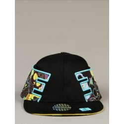 Freegun - Casquette MUERTE 1 - Black/Blue
