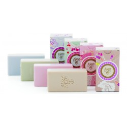 Bloom - Small Soap 30 gr - Green Tea and Bergamot