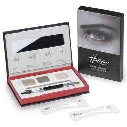 HARCOURT -  Eyebrows Pallet - Light / Blonde
