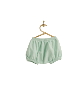 PIROULI - Bloomer Achille plain mint