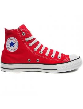 Converse - All Star Hi Red