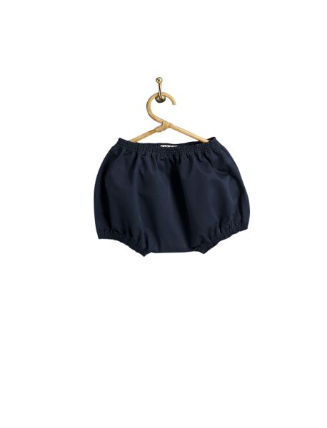 PIROULI - Bloomer Achille plain navy