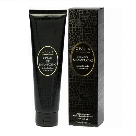 Opalis - Crème Shampoing Antipellicullaire