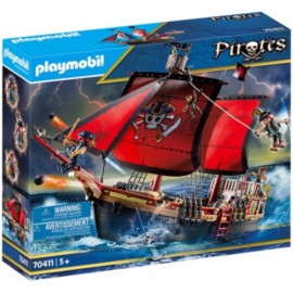 Bateau Pirates Playmobil 70411
