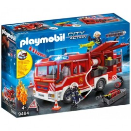 Fourgon d'intervention des pompiers - Playmobil 9464