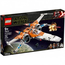 LEGO® - Star Wars™ 75273 - Chasseur stellaire X-Wing Poe Domeron