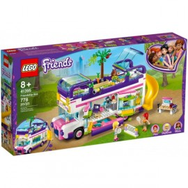 LEGO® - Friends 41395 - Le bus de l'amitié