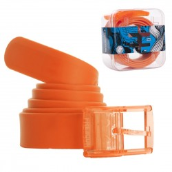 Freegun - Ceinture Silicone Orange