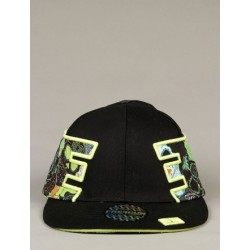 Freegun - Casquette MUERTE 2 - Black/Green