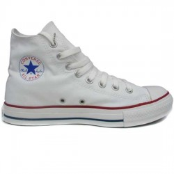 Converse - All Star Hi White/Blanche