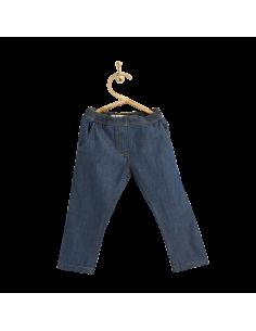 Pirouli - Trousers Nathalie Plain Indigo