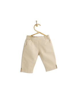 PIROULI - Knickers Hélène plain beige