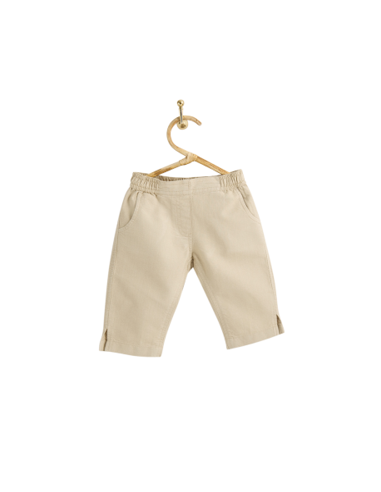 PIROULI - Knickers Hélène plain beige