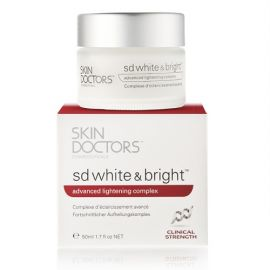 Skin Doctors - SD White & Bright Face Cream - Whitening Complex