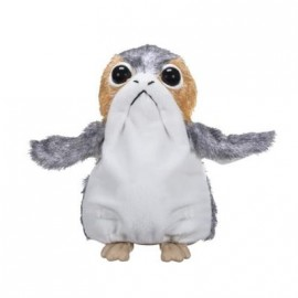 Star Wars - C1942EU40 - Peluche - Interactive Porg