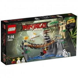 LEGO® - Ninjago Movie 70608 Le Pont de la Jungle