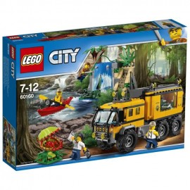 LEGO® - City 60160 - Le laboratoire mobile de la jungle
