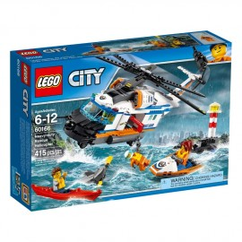 LEGO® - City 60166 - Heavy-duty Rescue Helicopter