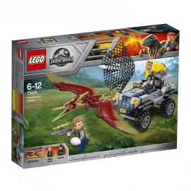 LEGO® - Jurassic World 75926 - La course-poursuite du Ptéranodon