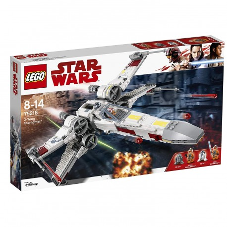 LEGO® - Star Wars™ 75218 - Chasseur stellaire X-Wing Starfighter
