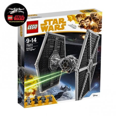 LEGO® - Star Wars™ 75211 - Le Tie Fighter™ Impérial