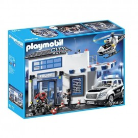 PLAYMOBIL 9372 - City Action - Poste de Police